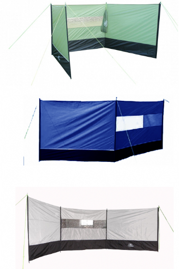 Sunncamp Windjammer Portable Windbreak